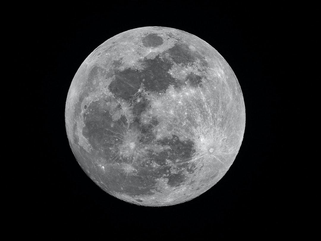 foto bulan purnama