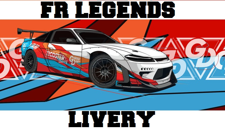 Kode Livery Fr Legends Garasi Drift Pieter Nooten