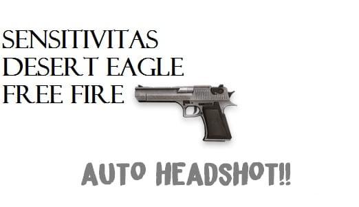 tips menggunakan desert eagle free fire