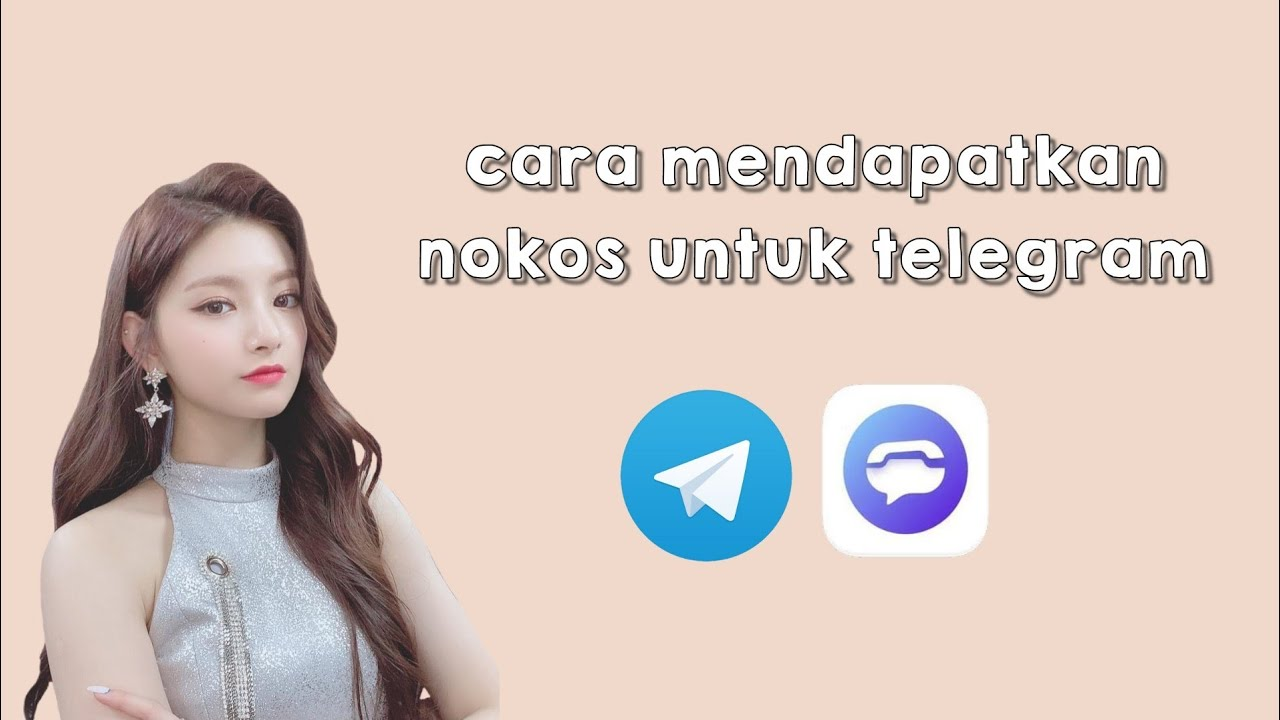 Cara Buat Nokos Untuk Telegram Terbaru