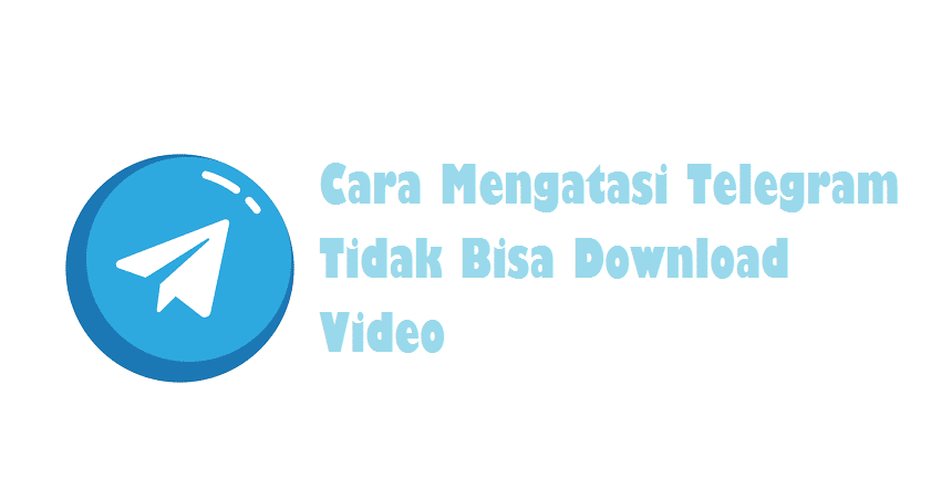 cara download video di telegram